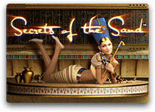 Автомат Secrets Of The Sand играть онлайн